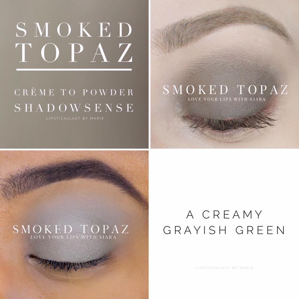 Smoked Topaz Shadowsense 174 Swakbeauty Com