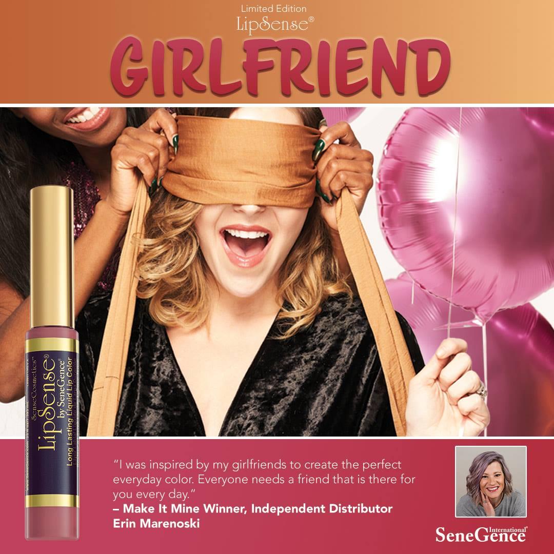 Introducing… GIRLFRIEND LipSense!