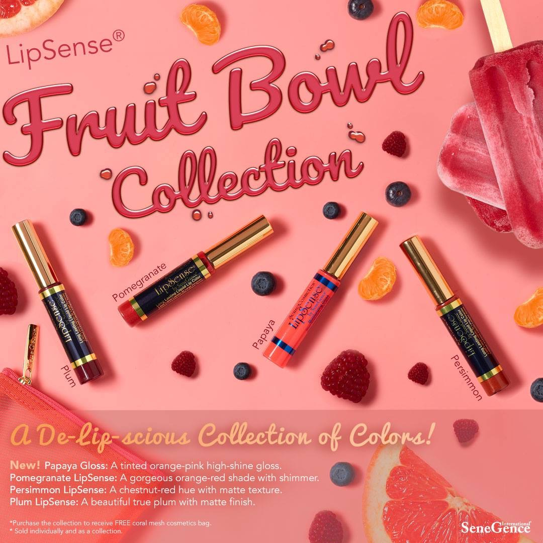 Introducing… The Fruit Bowl Collection!