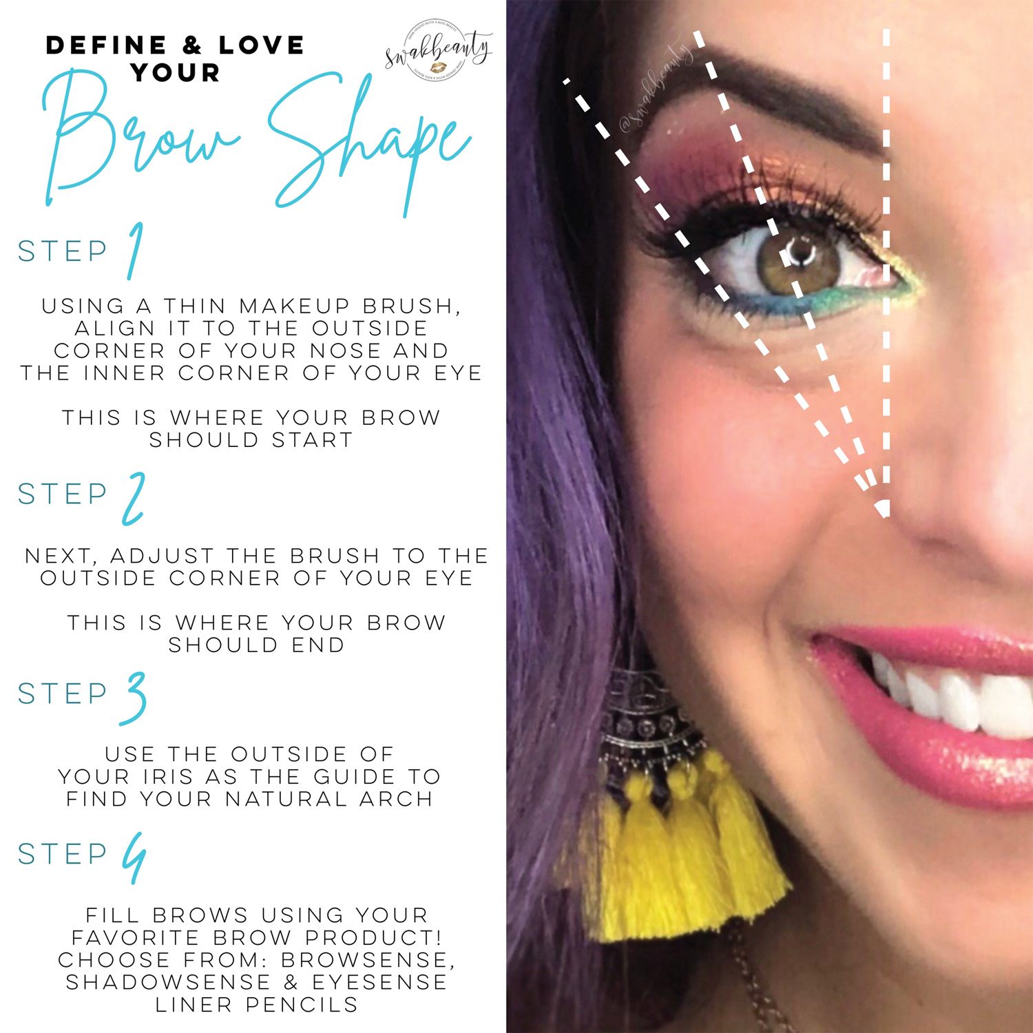 Define & Love Your Brows!