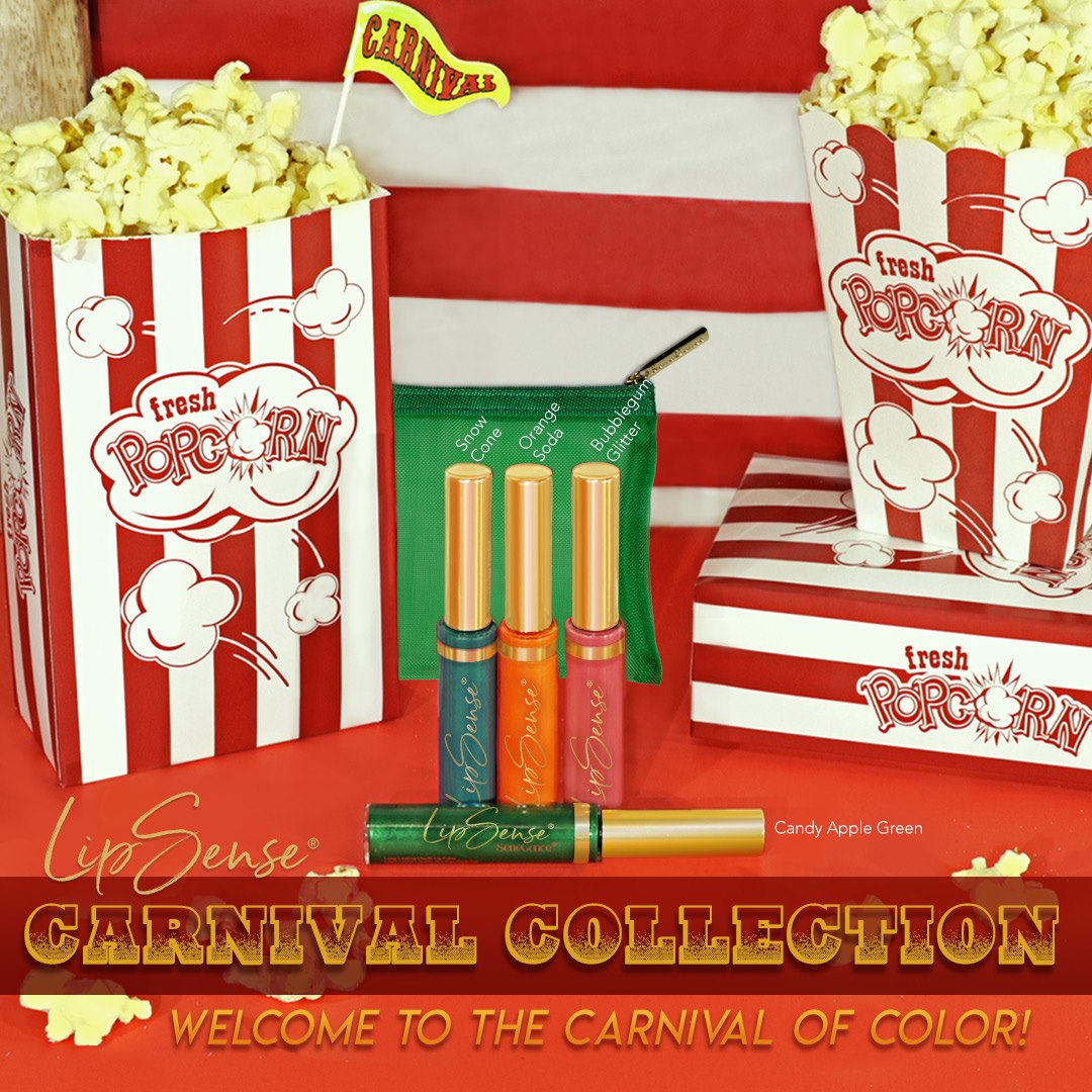 NEW! Carnival Collection!
