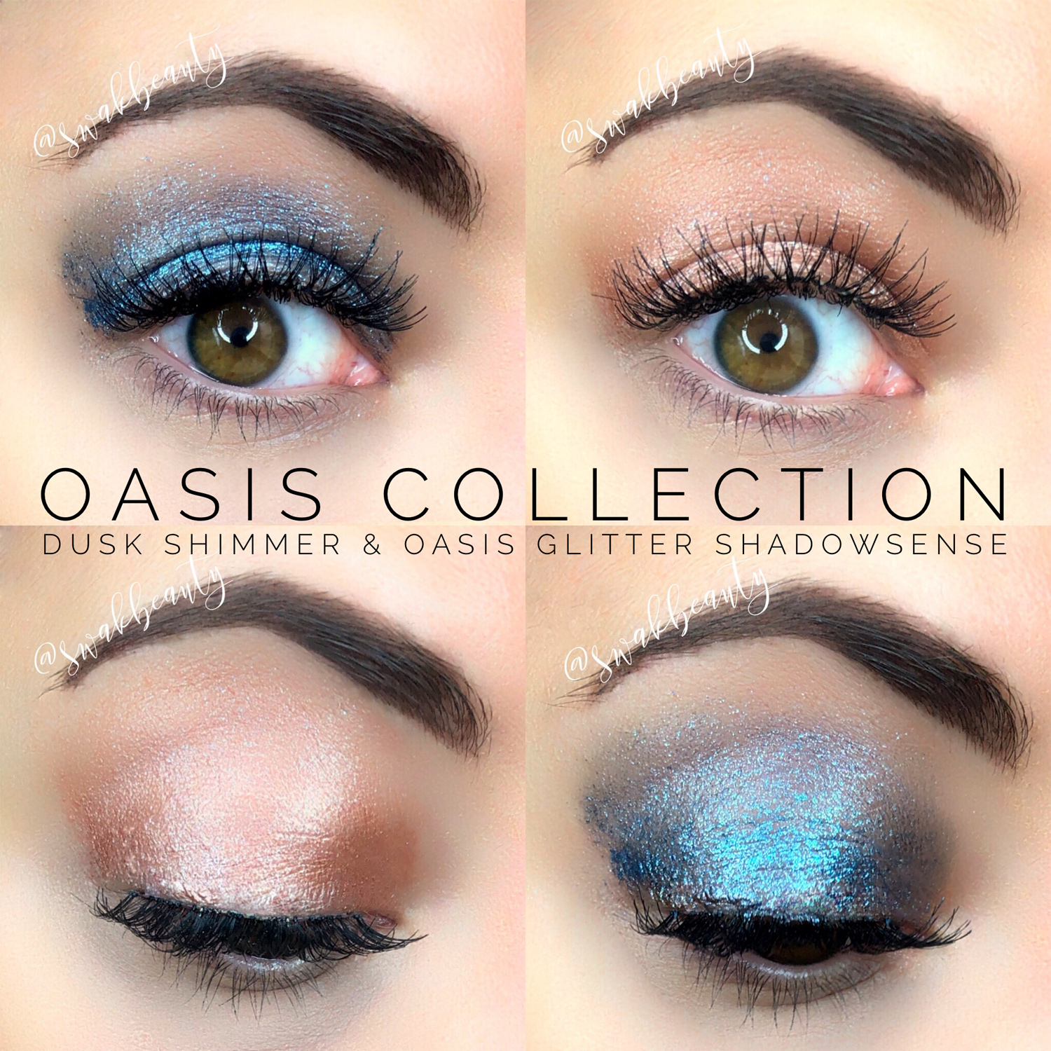The Oasis ShadowSense Collection is HERE!