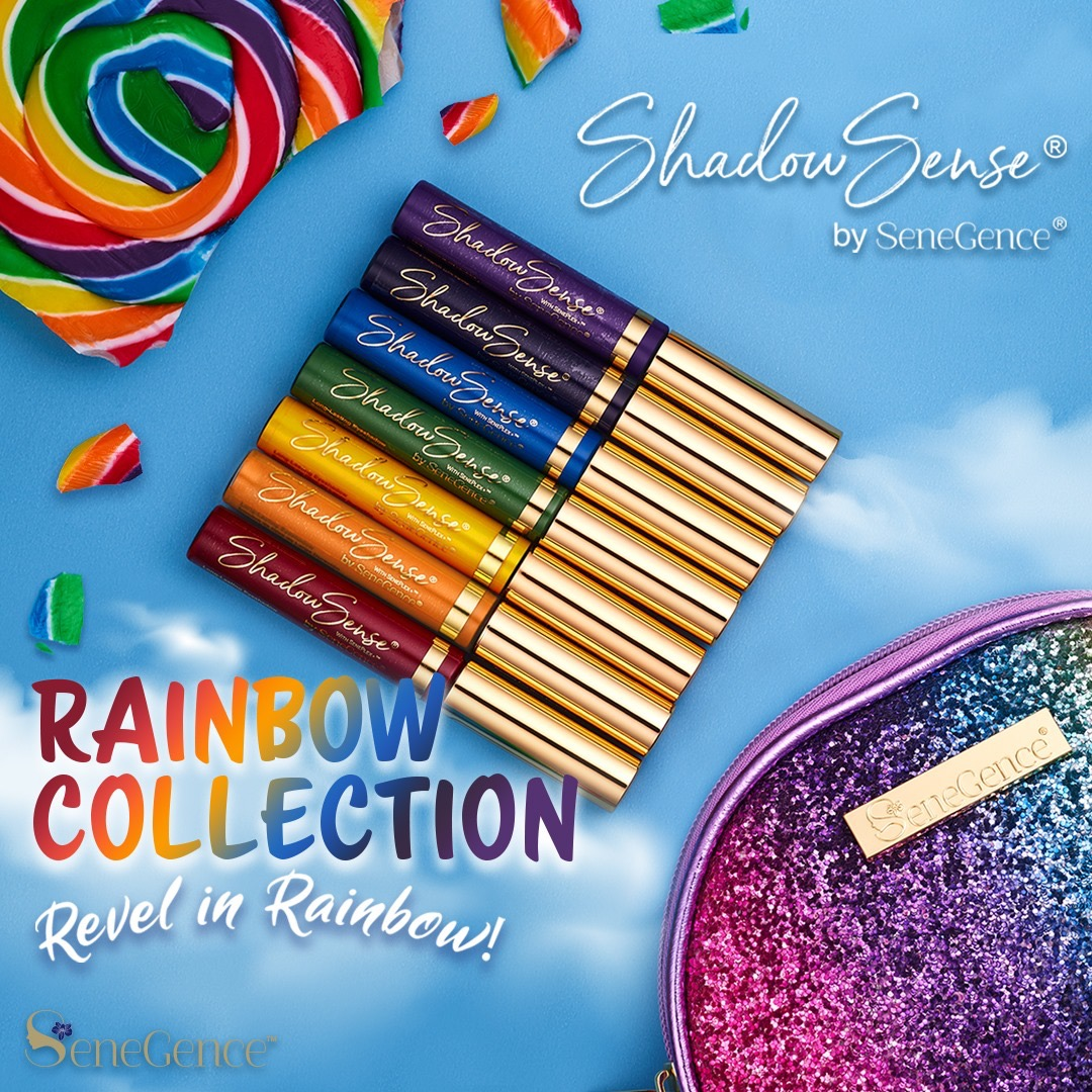 NEW! Rainbow Collection!