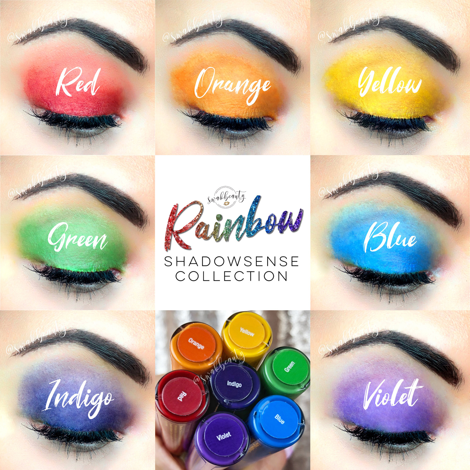 WELCOME… THE RAINBOW COLLECTION!