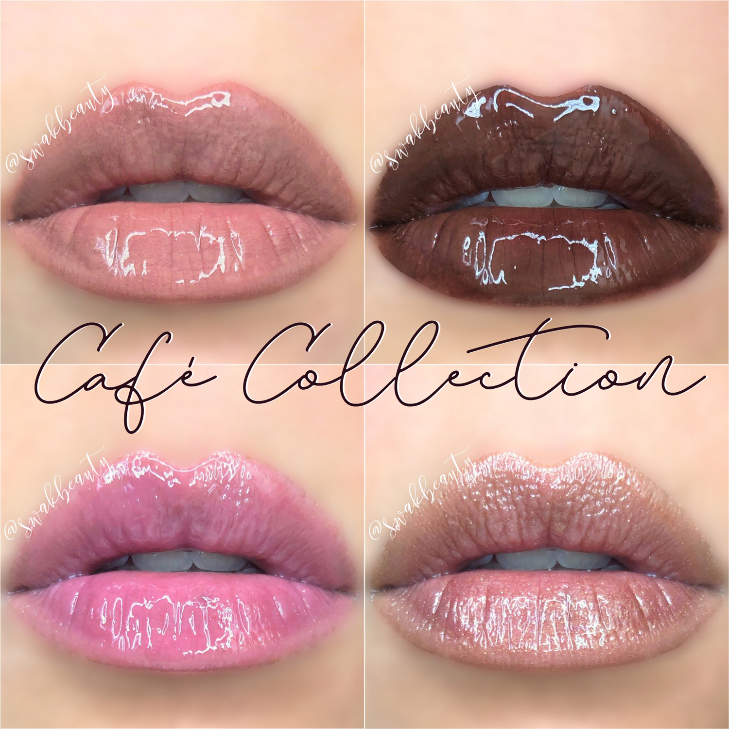 Welcome… The Café Lip Collection!
