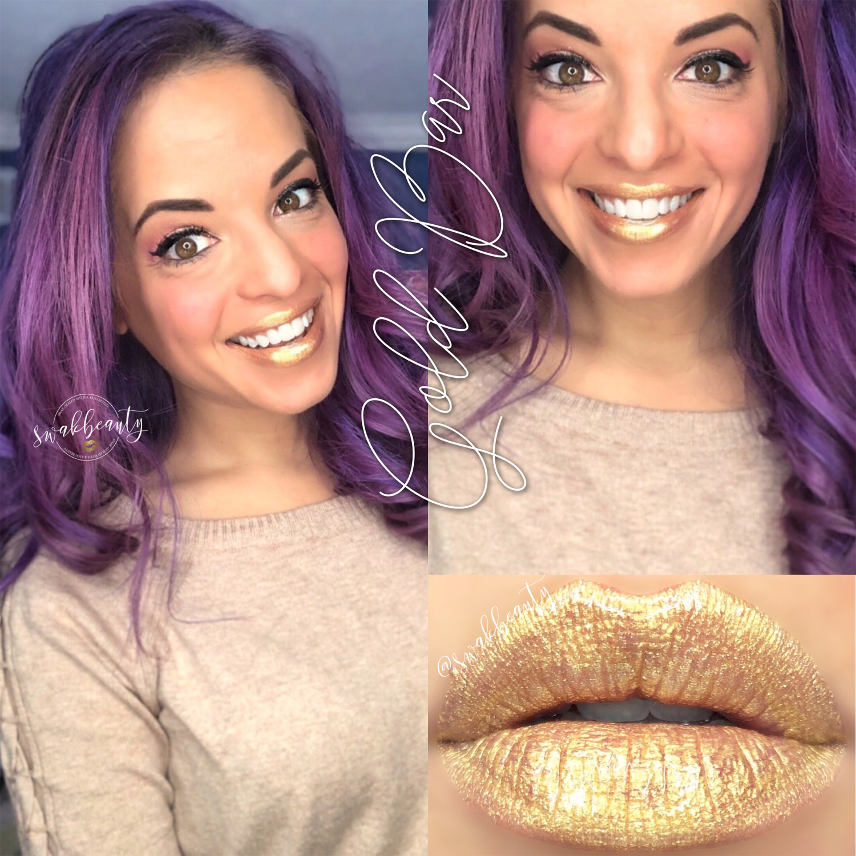 Gold Bar LipSense® (Limited Edition)