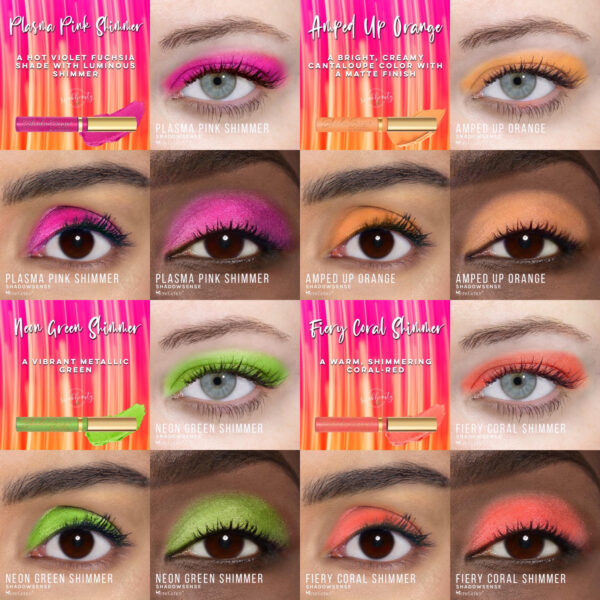 Color Surge ShadowSense® Collection (Limited Edition