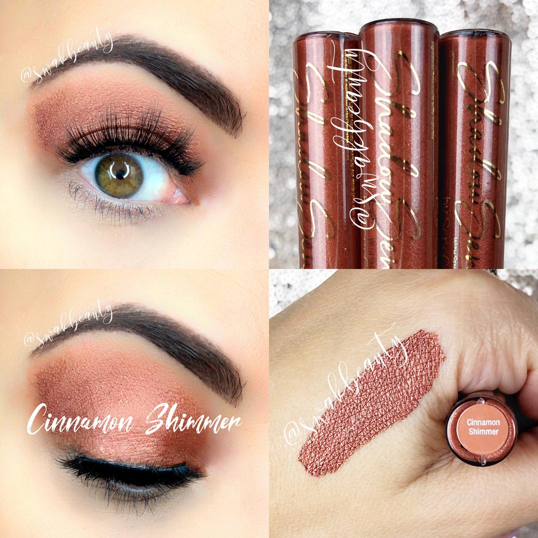 Cinnamon Shimmer Shadowsense Limited Edition Swakbeauty Com