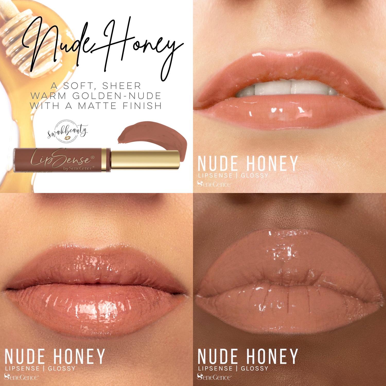 Nude Honey Lipsense Swakbeauty Com
