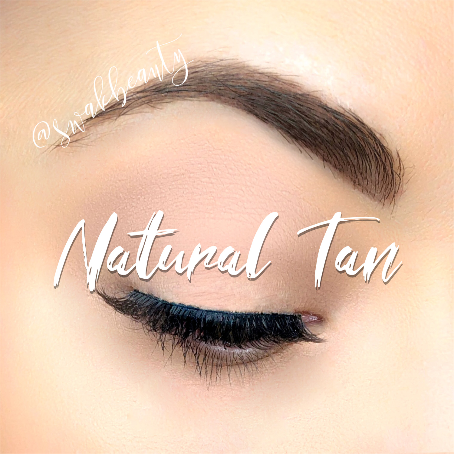 Natural Tan Shadowsense Limited Edition Swakbeauty Com